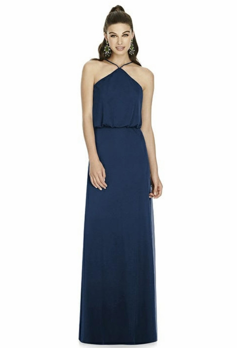 ALFRED SUNG BRIDESMAID DRESSES: ALFRED SUNG D738