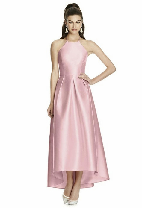 ALFRED SUNG BRIDESMAID DRESSES: ALFRED SUNG D741