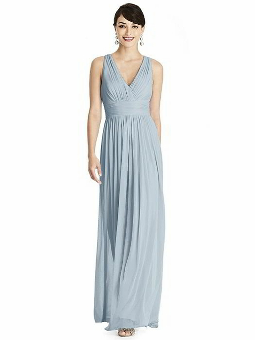 ALFRED SUNG BRIDESMAID DRESSES: ALFRED SUNG D744