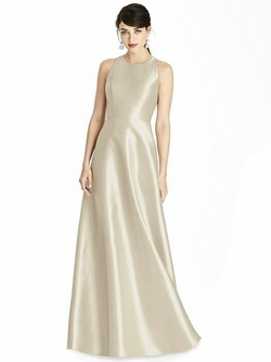 ALFRED SUNG BRIDESMAID DRESSES: ALFRED SUNG D746