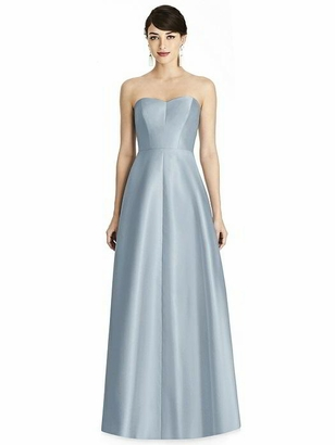 ALFRED SUNG BRIDESMAID DRESSES: ALFRED SUNG D749