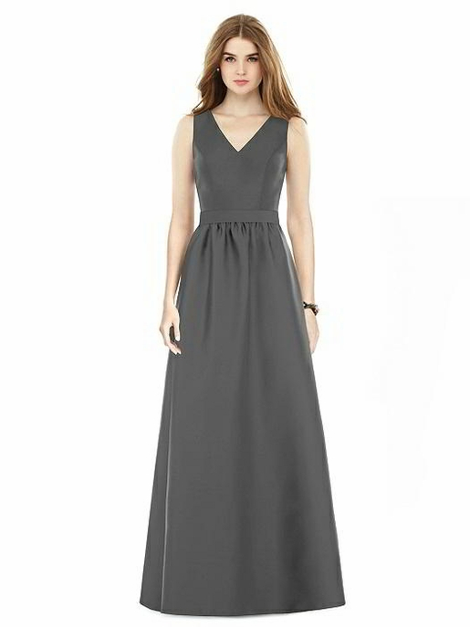 ALFRED SUNG BRIDESMAID DRESSES: ALFRED SUNG D752