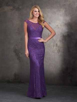ALLURE BRIDESMAID DRESSES: ALLURE BRIDESMAIDS 1404