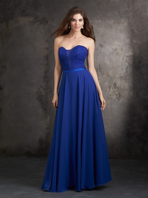 ALLURE BRIDESMAID DRESSES: ALLURE BRIDESMAIDS 1425