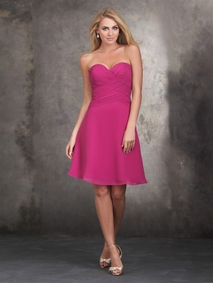 ALLURE BRIDESMAID DRESSES: ALLURE BRIDESMAIDS 1428