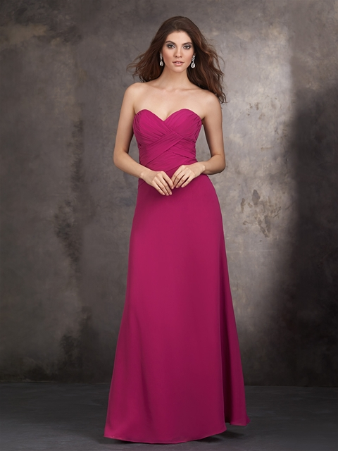 ALLURE BRIDESMAID DRESSES: ALLURE BRIDESMAIDS 1429