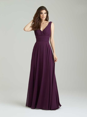 ALLURE BRIDESMAID DRESSES: ALLURE BRIDESMAIDS 1455