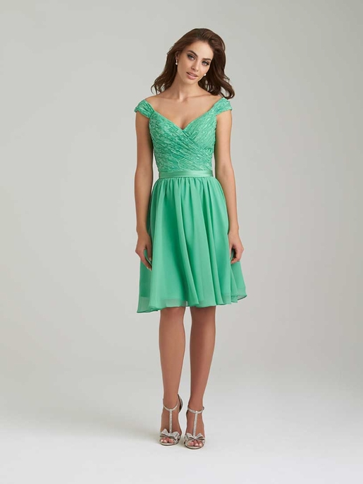 ALLURE BRIDESMAID DRESSES: ALLURE BRIDESMAIDS 1462