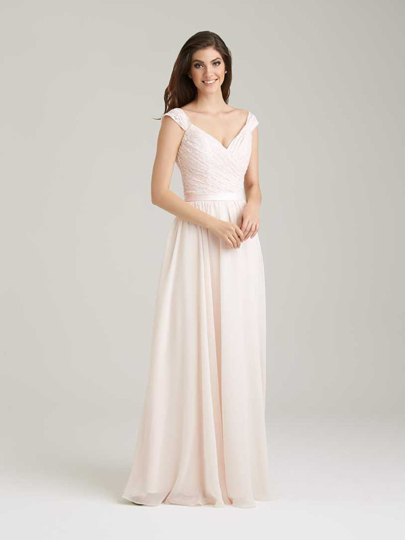 Allure bridesmaid dresses allure bridesmaids 1463 allure for Wedding dresses bridesmaid
