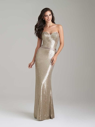 ALLURE BRIDESMAID DRESSES: ALLURE BRIDESMAIDS 1471
