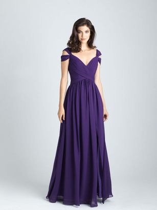 ALLURE BRIDESMAID DRESSES: ALLURE BRIDESMAIDS 1504