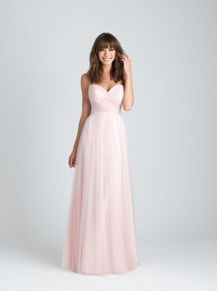 ALLURE BRIDESMAID DRESSES: ALLURE BRIDESMAIDS 1505