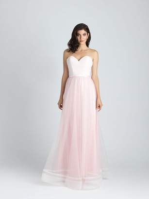 ALLURE BRIDESMAID DRESSES: ALLURE BRIDESMAIDS 1509