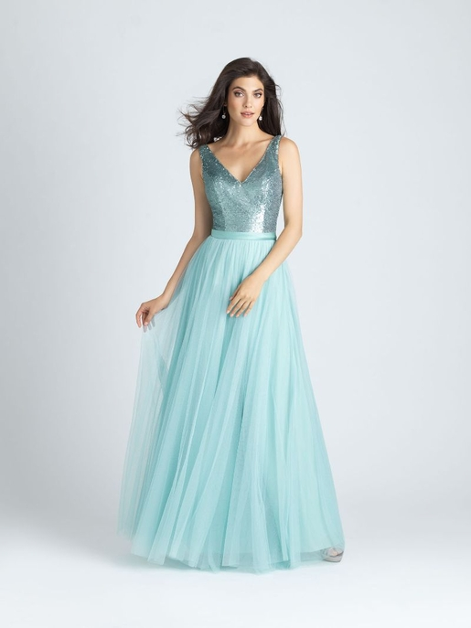 ALLURE BRIDESMAID DRESSES: ALLURE BRIDESMAIDS 1513
