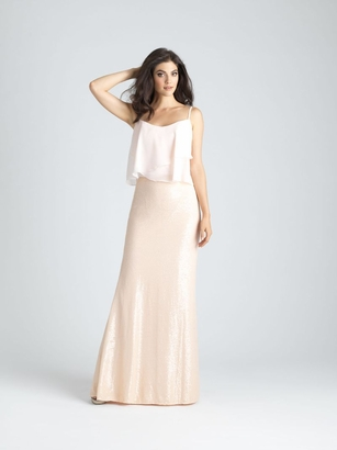 ALLURE BRIDESMAID DRESSES: ALLURE BRIDESMAIDS 1527T