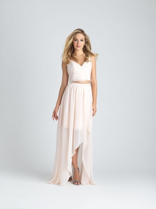ALLURE BRIDESMAID DRESSES: ALLURE BRIDESMAIDS 1528T