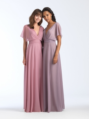 ALLURE BRIDESMAID DRESSES: ALLURE BRIDESMAIDS 1562
