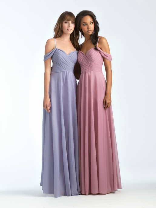 ALLURE BRIDESMAID DRESSES: ALLURE BRIDESMAIDS 1567