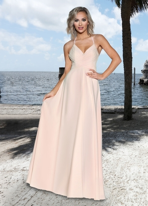 ASHLEY & JUSTIN BRIDESMAID DRESSES: Ashley & Justin 20348