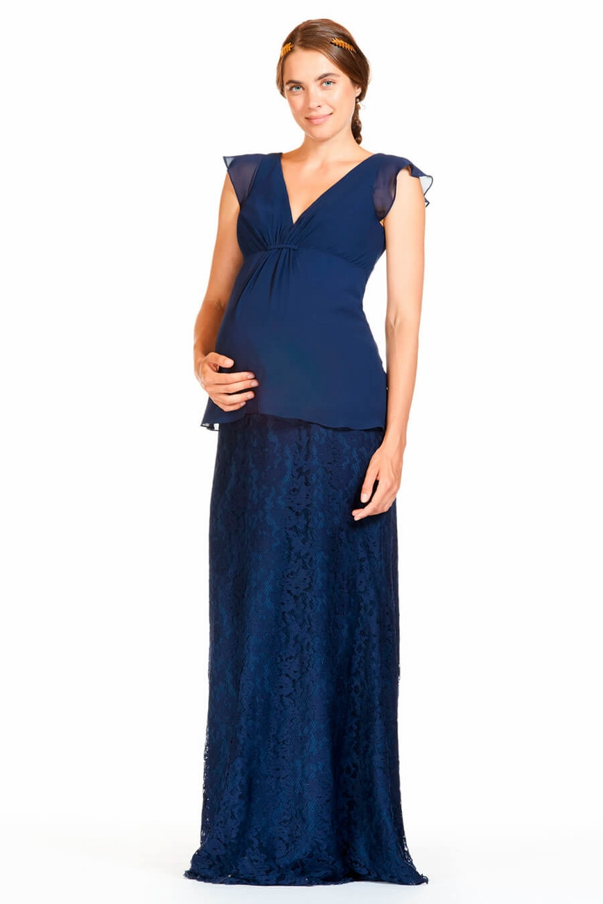 BARI JAY MATERNITY BRIDESMAID DRESSES de1cffc99