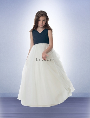 Bill Levkoff Junior Bridesmaid Dresses: Bill Levkoff 15401