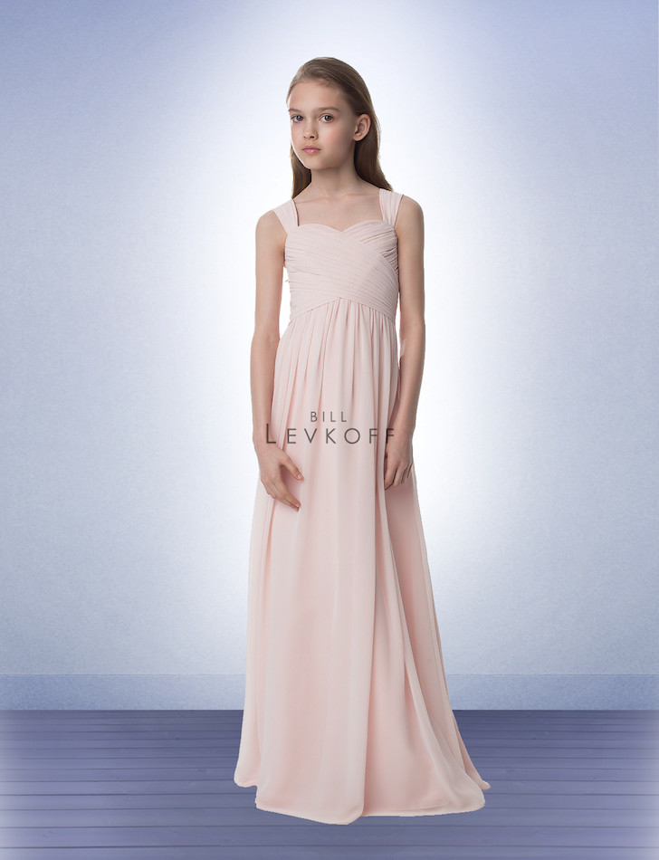 Bill Levkoff Junior Bridesmaid Dresses - Junior Bridesmaids