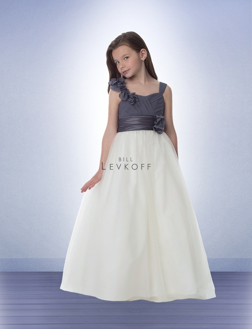 Bill Levkoff Junior Bridesmaid Dresses: Bill Levkoff 33401