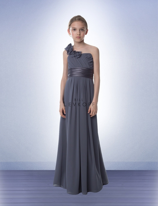 Bill Levkoff Junior Bridesmaid Dresses: Bill Levkoff 33402