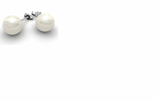 Dessy Accessories - Genuine Freshwater Pearl Earrings