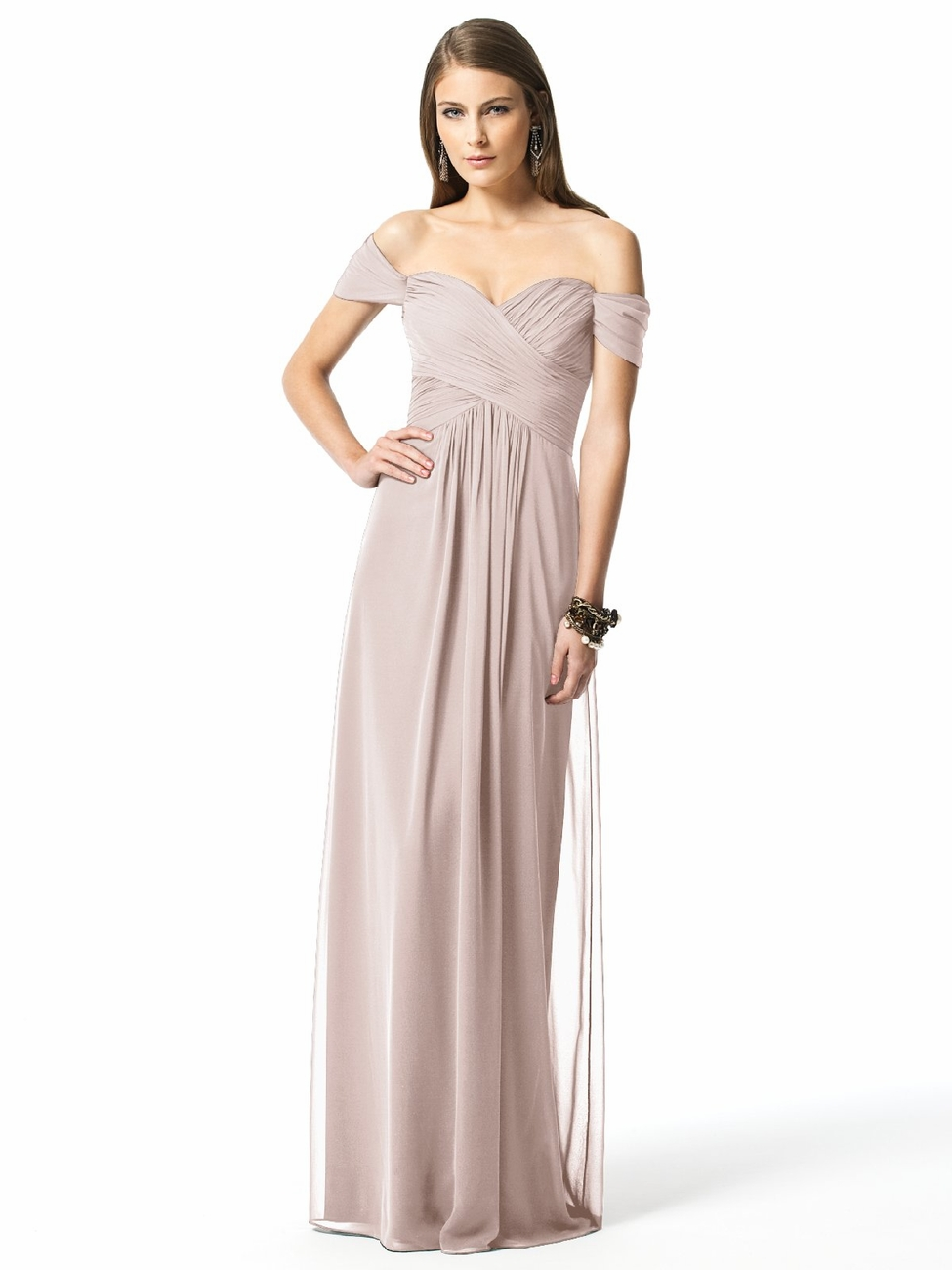 DESSY BRIDESMAID DRESSES|DESSY DRESSES 2844|D2844|THE DESSY GROUP ...