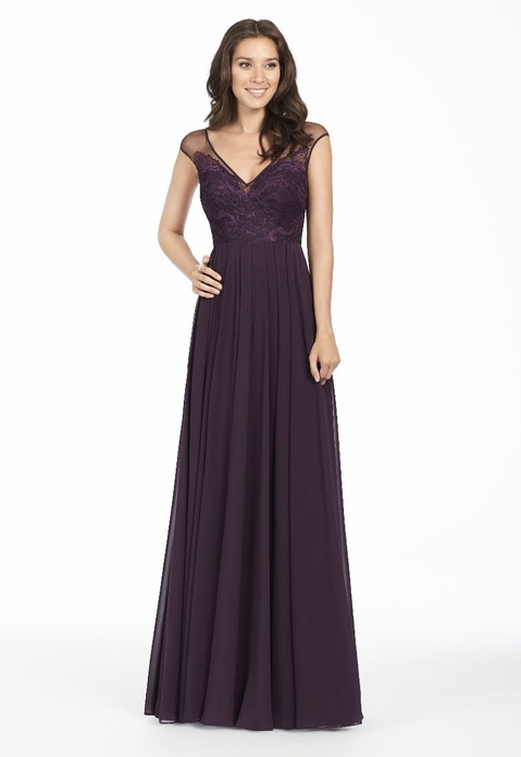 HAYLEY PAIGE OCCASIONS DRESSES: HAYLEY PAIGE 5750