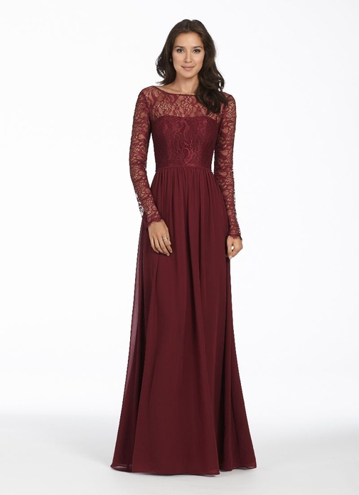 HAYLEY PAIGE OCCASIONS DRESSES: HAYLEY PAIGE 5751
