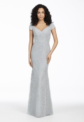 HAYLEY PAIGE OCCASIONS DRESSES: HAYLEY PAIGE 5761