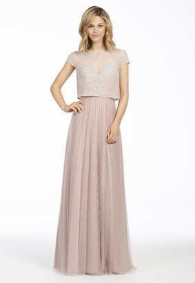 HAYLEY PAIGE OCCASIONS DRESSES: HAYLEY PAIGE 5766
