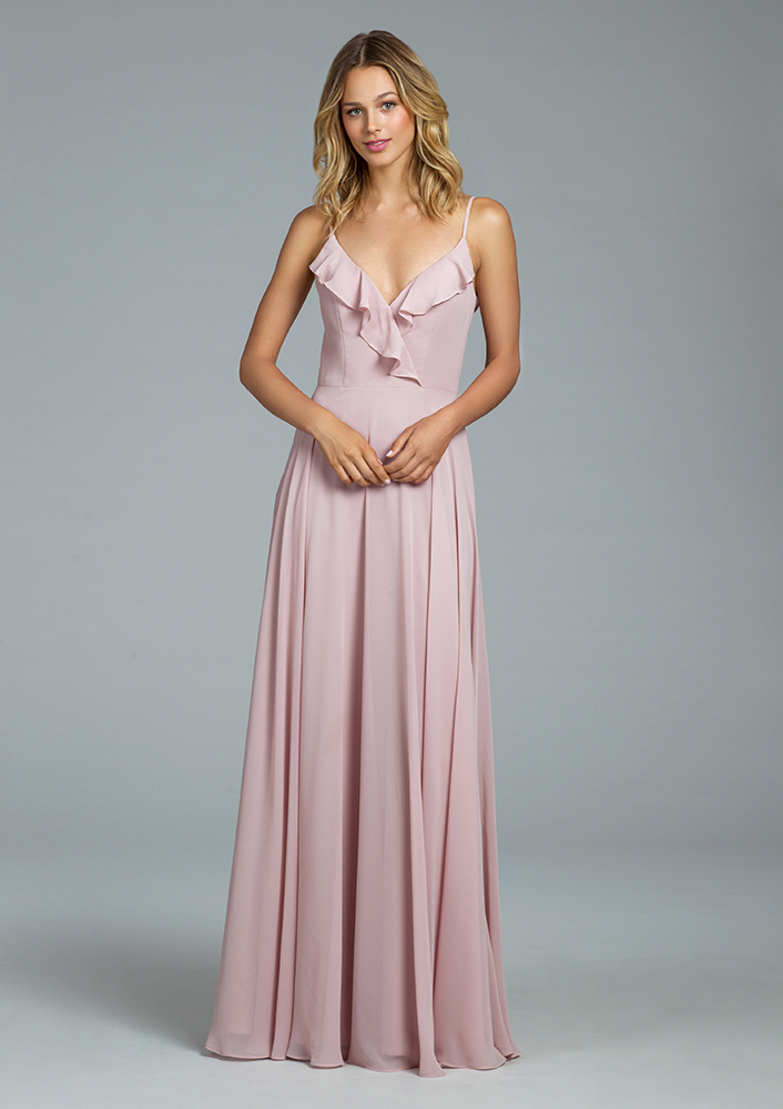 How Much Do Hayley Paige Bridesmaid Dresses Cost Wedding