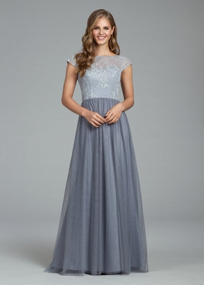 HAYLEY PAIGE OCCASIONS DRESSES: HAYLEY PAIGE 5805