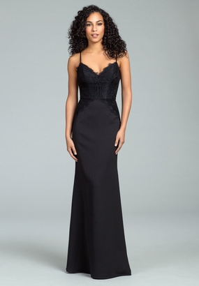 HAYLEY PAIGE OCCASIONS DRESSES: HAYLEY PAIGE 5814