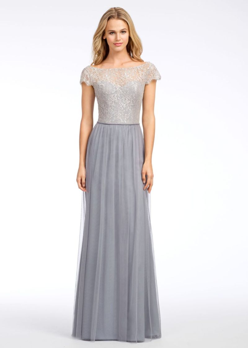 Hayley Paige Occasions Dresses Jim Hjelm 5655 Loading Zoom