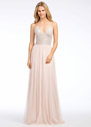 HAYLEY PAIGE OCCASIONS DRESSES: JIM HJELM 5656