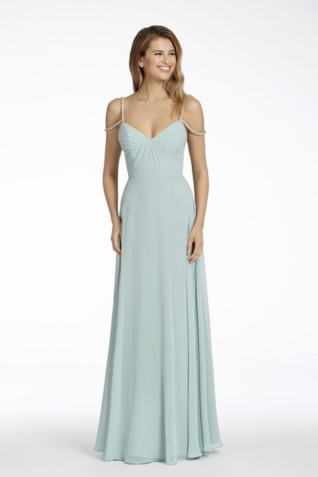HAYLEY PAIGE OCCASIONS DRESSES: JIM HJELM 5700