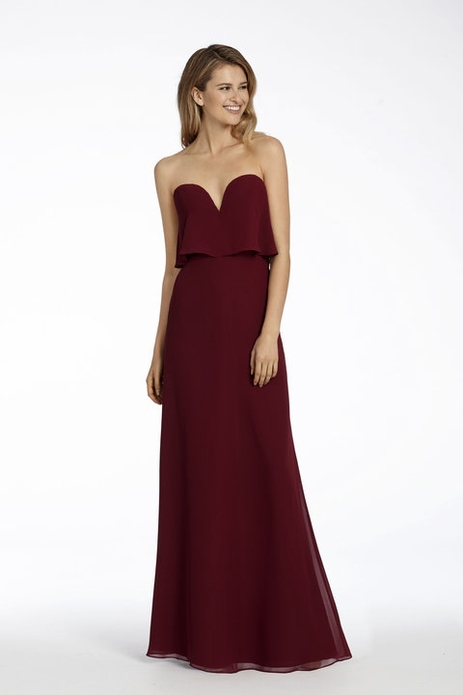 HAYLEY PAIGE OCCASIONS DRESSES: JIM HJELM 5708