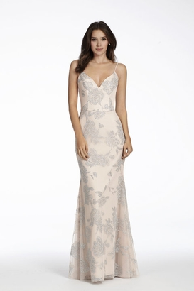 HAYLEY PAIGE OCCASIONS DRESSES: JIM HJELM 5717