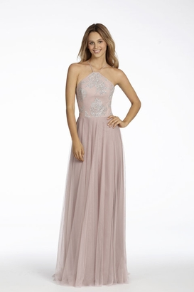 HAYLEY PAIGE OCCASIONS DRESSES: JIM HJELM 5718