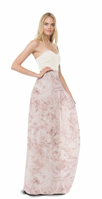 Joanna August - Whitney Long Skirt Print
