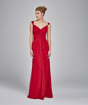 Kelly Faetanini Collection: Style EV 133 in Chiffon