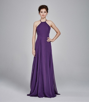 Kelly Faetanini Collection: Style EV 136 in Chiffon