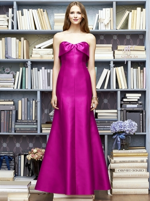 LELA ROSE BRIDESMAID DRESSES: LELA ROSE LR 211