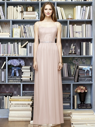 LELA ROSE BRIDESMAID DRESSES: LELA ROSE LR 214