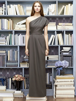 LELA ROSE BRIDESMAID DRESSES: LELA ROSE LR 217