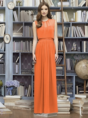 LELA ROSE BRIDESMAID DRESSES: LELA ROSE LR 222